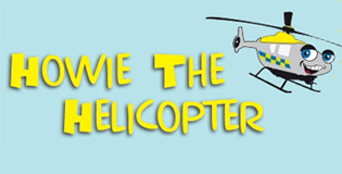 Howie the Helicopter - Defender of the skys!