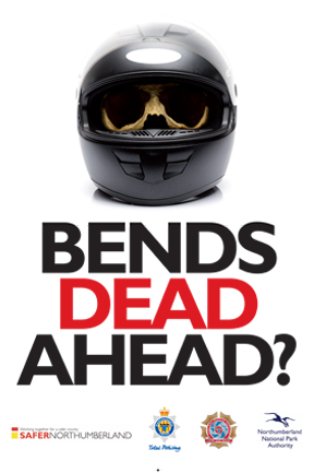 Bends Dead Ahead poster