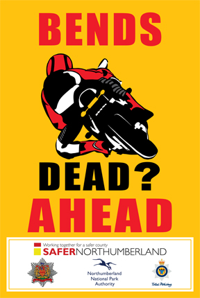 03 Bends Dead Ahead poster - 288x430px