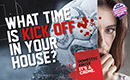 World Cup 2014 - What time is kick-off in your house?