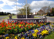 An image of Northumbria Police Headquarters