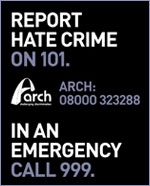 Report hate crime